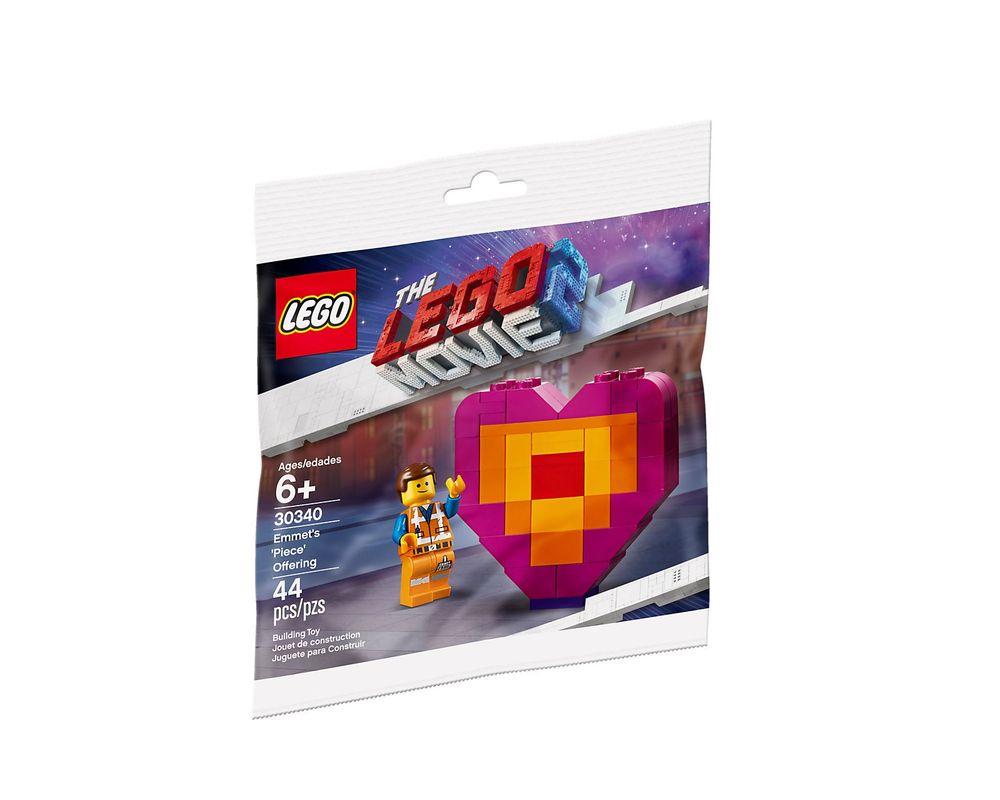 LEGO Set 30340-1 Emmet's 'Piece' Offering