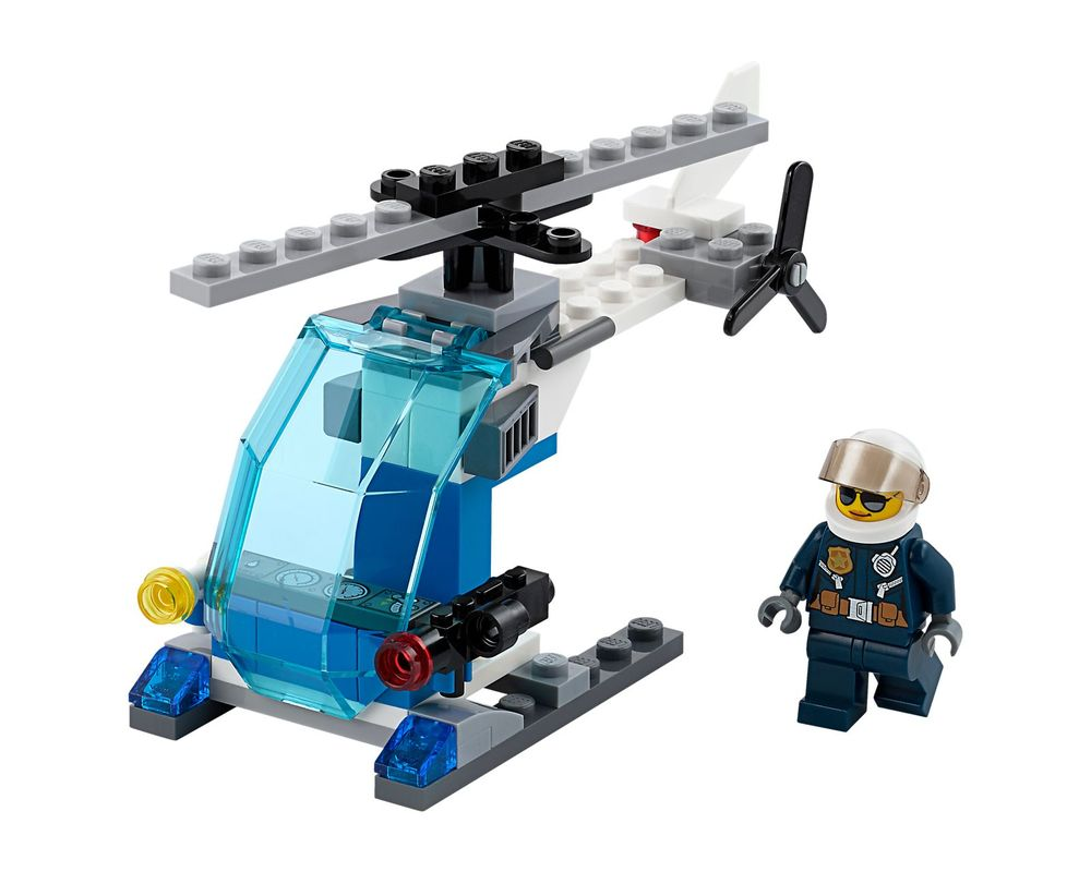 LEGO Set 30351-1 Police Helicopter