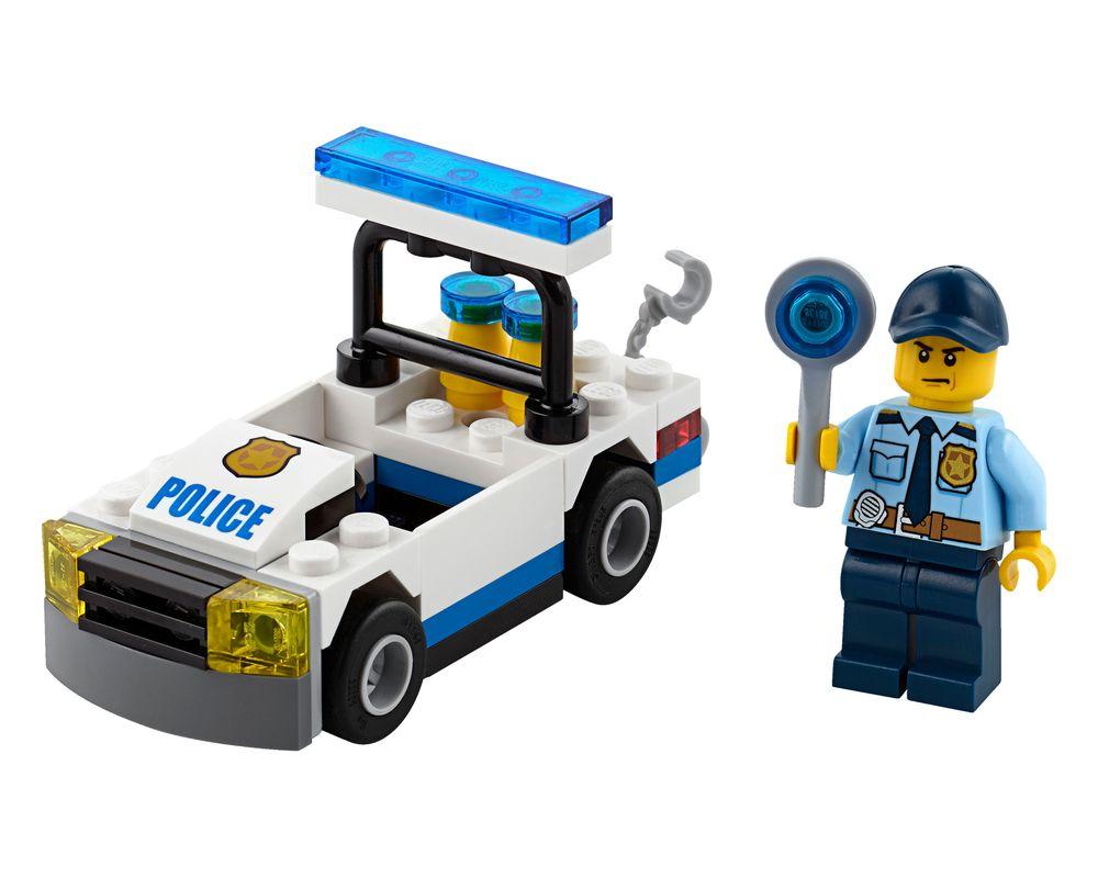 LEGO Set 30352-1 Police Car (Model - A-Model)