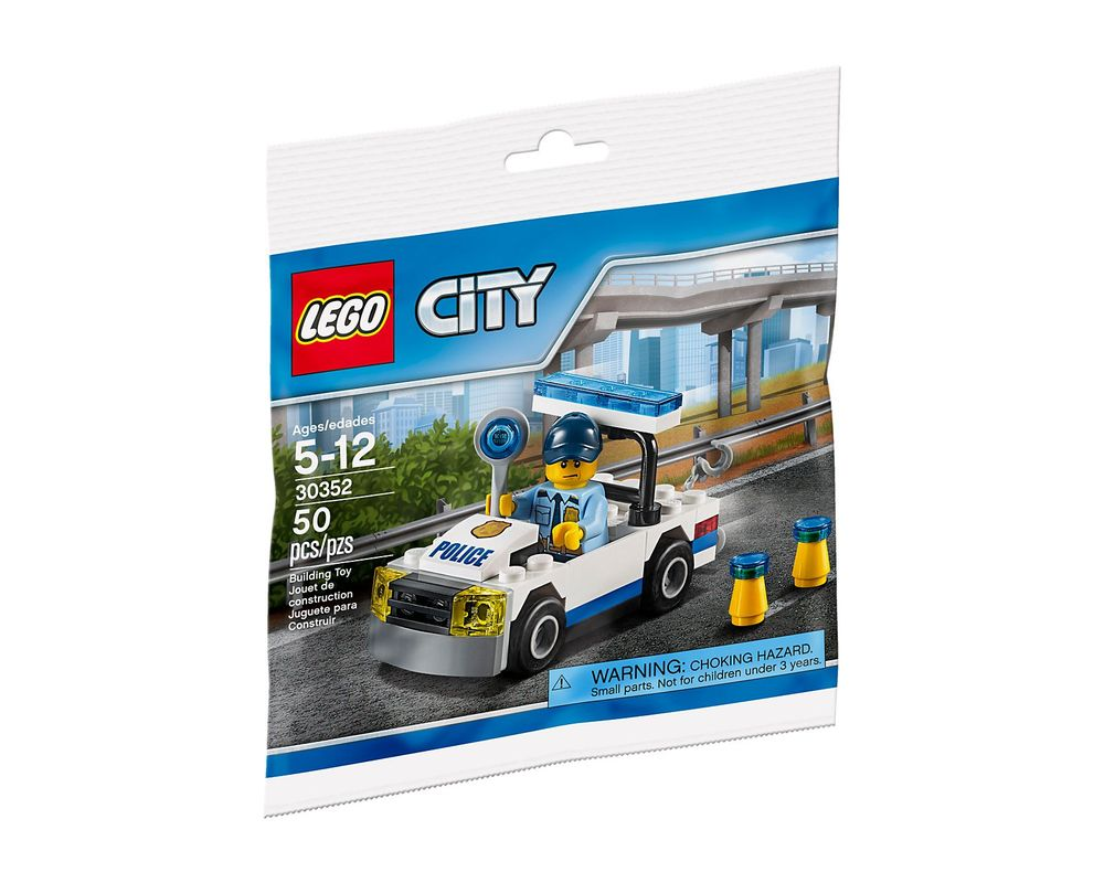 LEGO Set 30352-1 Police Car