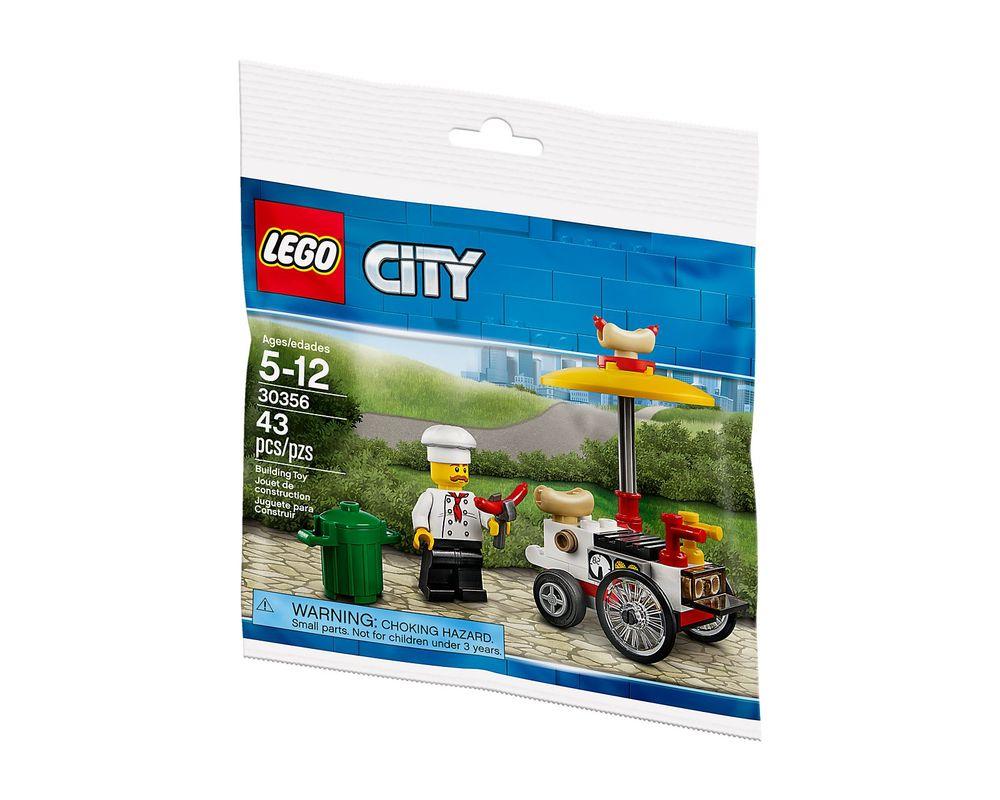 LEGO Set 30356-1 Hot Dog Stand