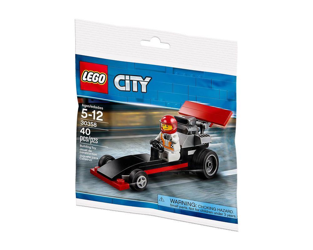 LEGO Set 30358-1 Dragster