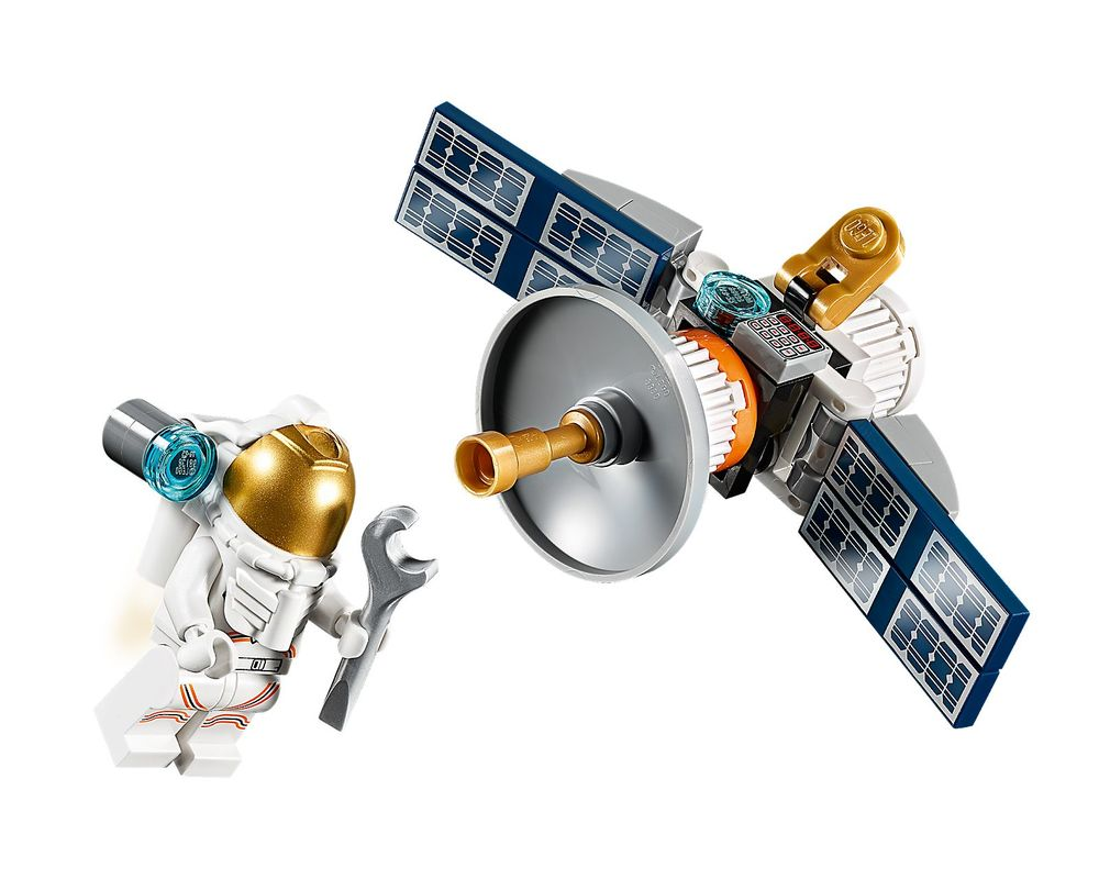 LEGO Set 30365-1 Space Satellite