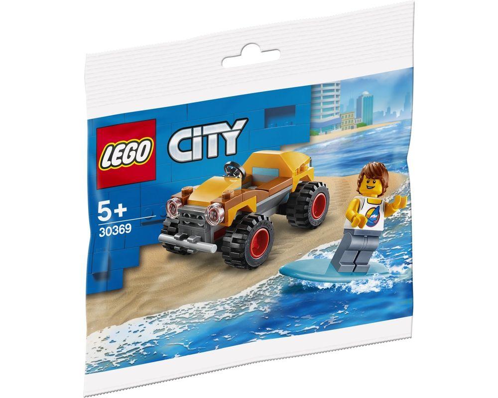 LEGO Set 30369-1 Beach Buggy (Model - A-Model)
