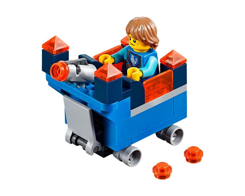 LEGO Set 30372-1 Robin's Mini Fortrex
