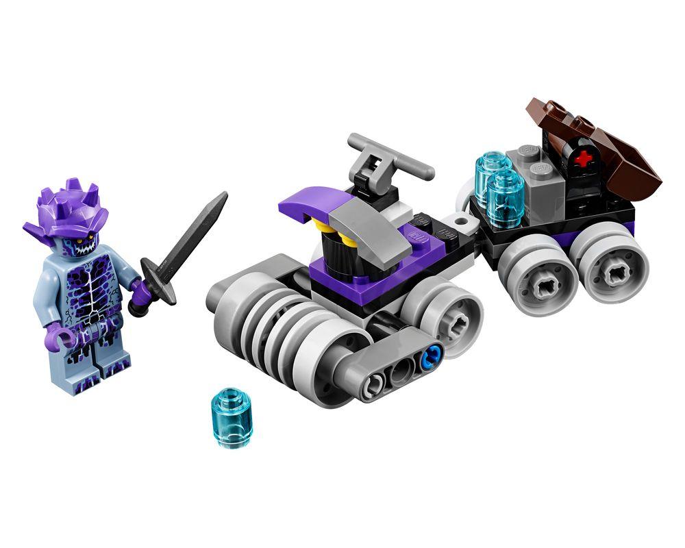 LEGO Set 30378-1 Shrunken Headquarters (Model - A-Model)