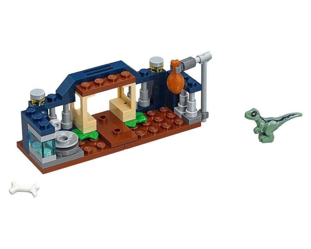 LEGO Set 30382-1 Baby Velociraptor Playpen (Model - A-Model)