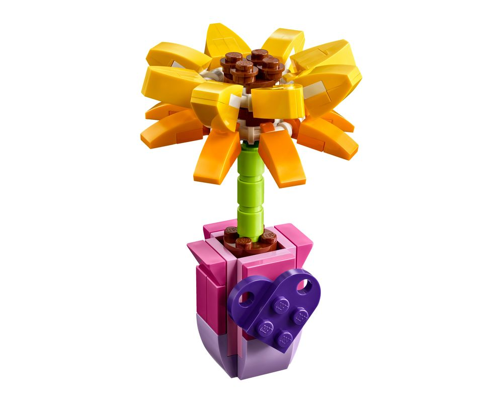 LEGO Set 30404-1 Friendship Flower (Model - A-Model)