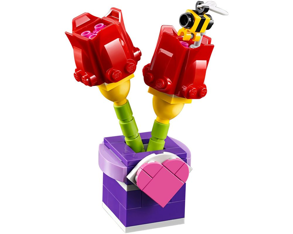 LEGO Set 30408-1 Tulips (Model - A-Model)