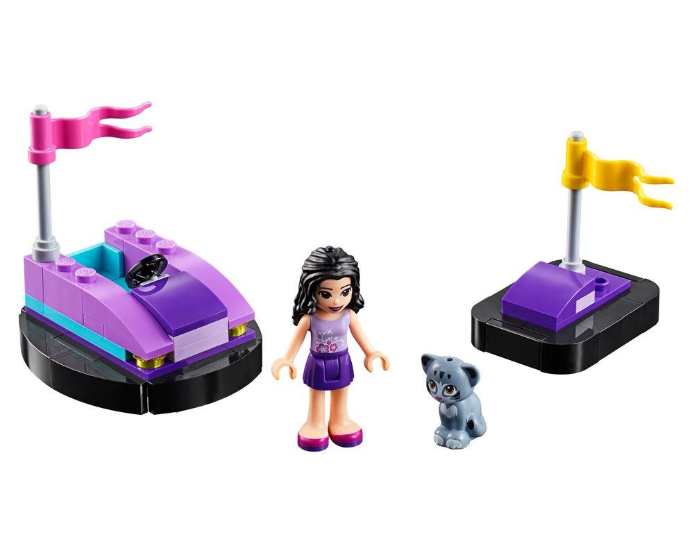 LEGO Set 30409-1 Emma's Bumper Cars (LEGO - Model)