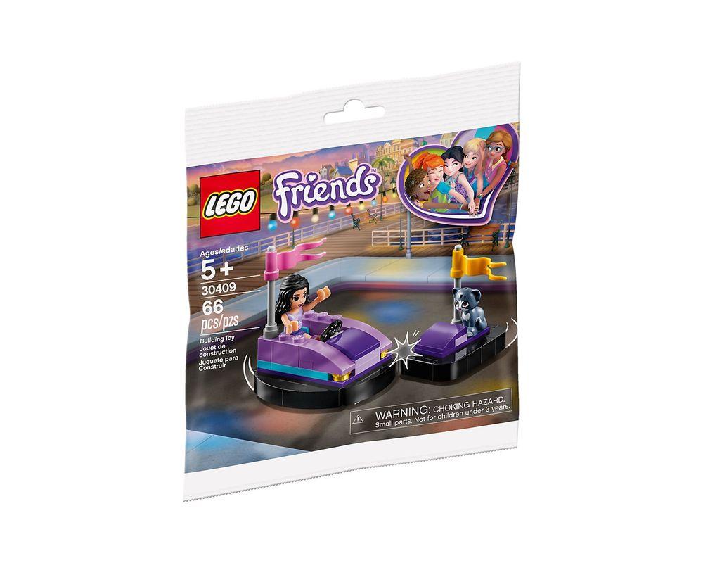 LEGO Set 30409-1 Emma's Bumper Cars