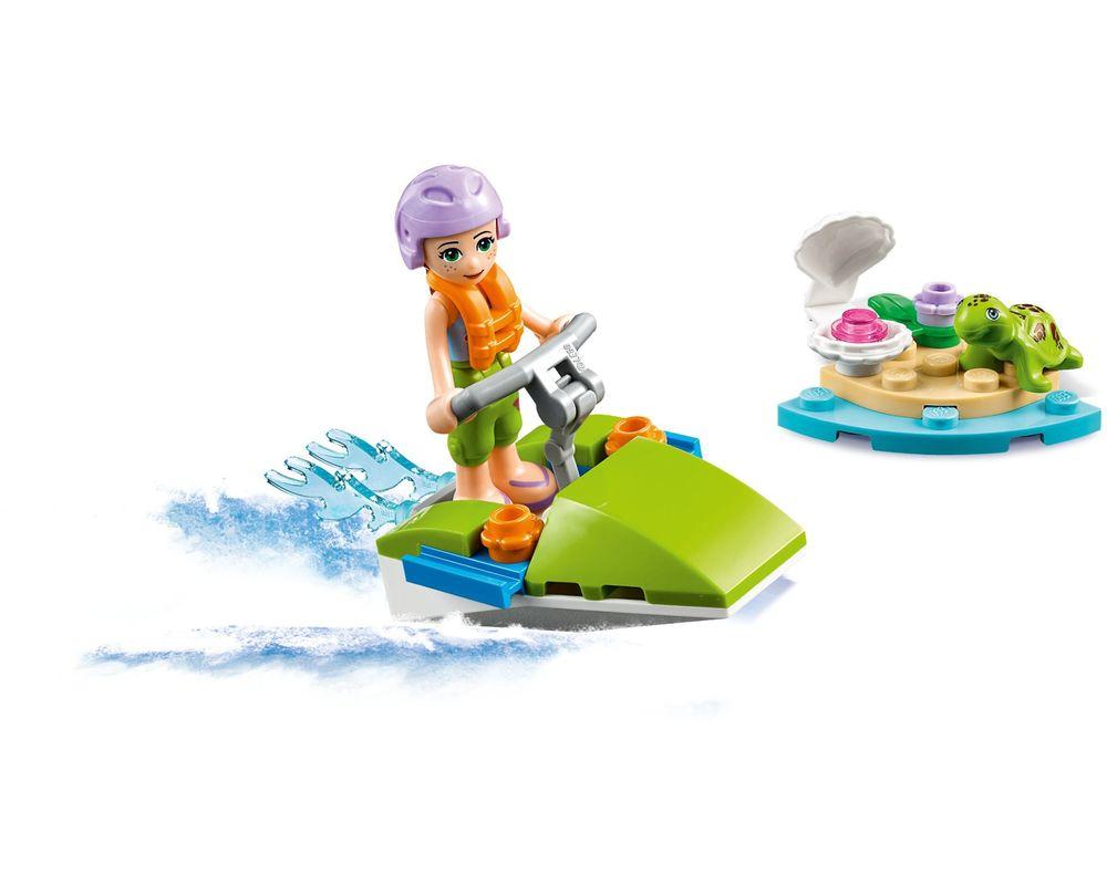 LEGO Set 30410-1 Mia's Water Fun (Model - A-Model)