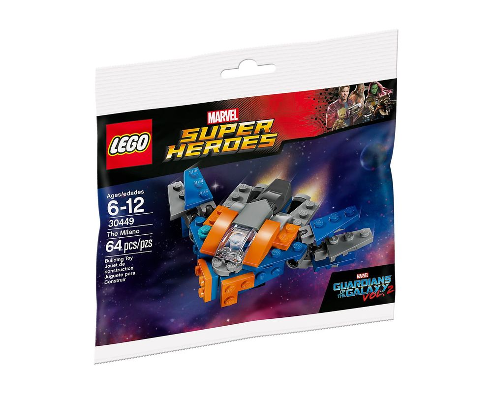 LEGO Set 30449-1 The Milano