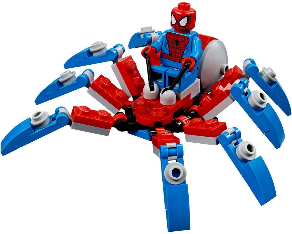 LEGO Set 30451-1 Spider-Man's Mini Spider Crawler (LEGO - Model)