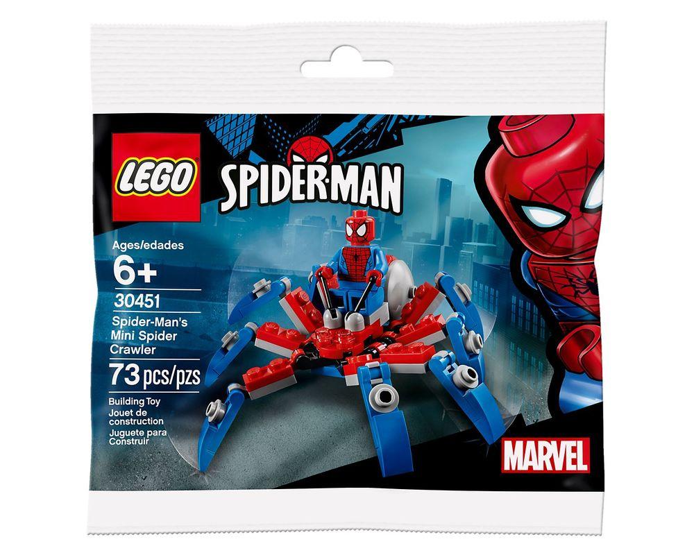 LEGO Set 30451-1 Spider-Man's Mini Spider Crawler