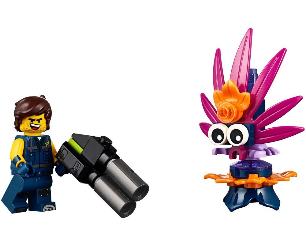LEGO Set 30460-1 Rex's Plantimal Ambush (LEGO - Model)