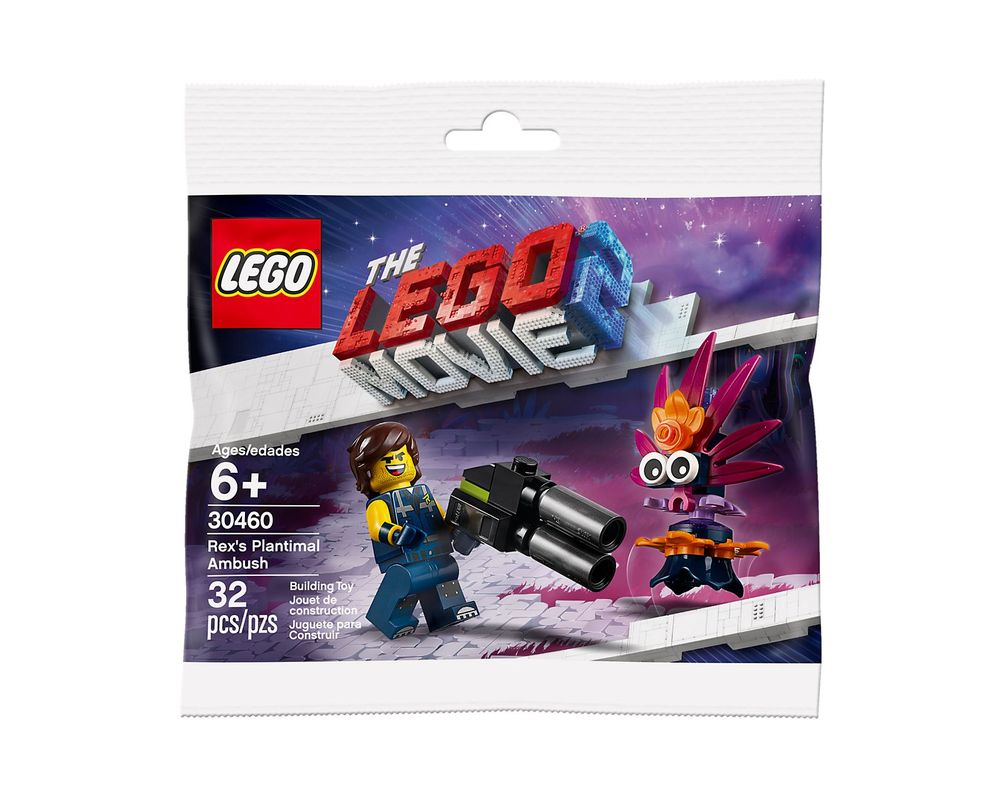 LEGO Set 30460-1 Rex's Plantimal Ambush