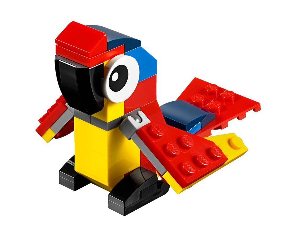 LEGO Set 30472-1 Parrot