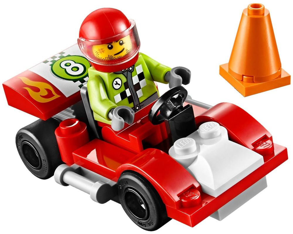 LEGO Set 30473-1 Racer (Model - A-Model)
