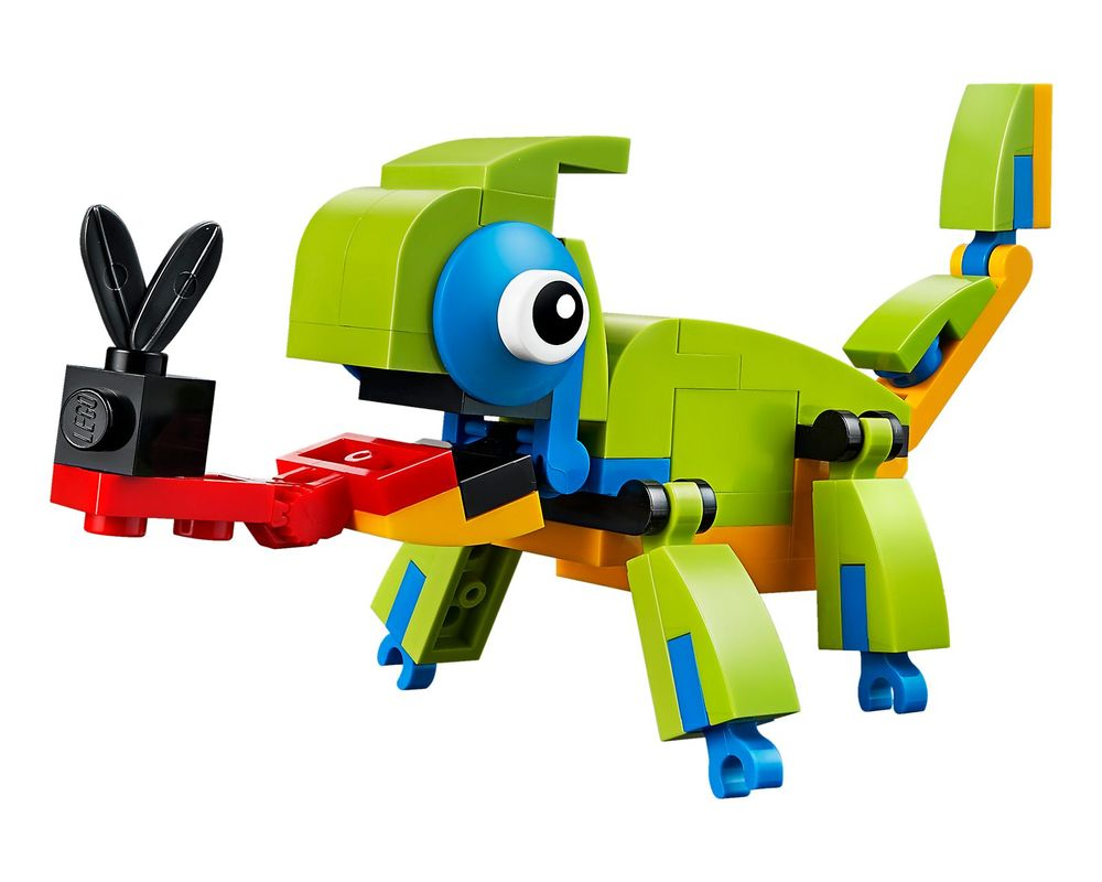LEGO Set 30477-1 Colorful Chameleon