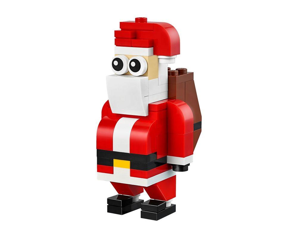 LEGO Set 30478-1 Jolly Santa