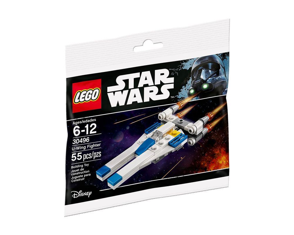 LEGO Set 30496-1 U-Wing Fighter