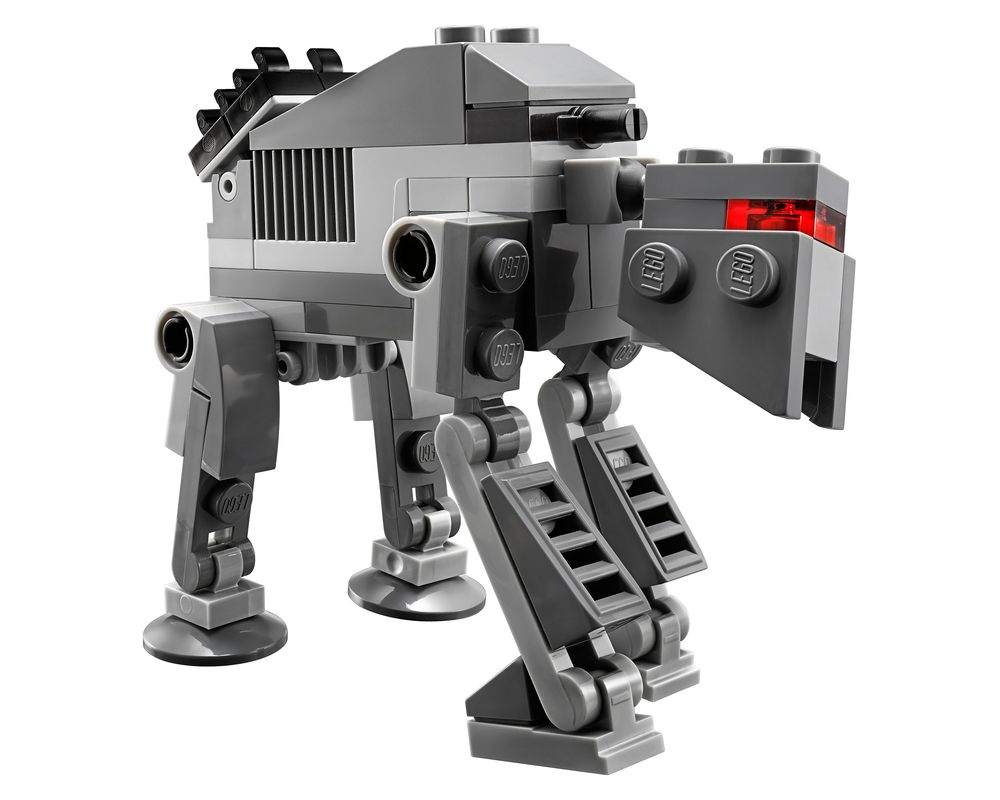 LEGO Set 30497-1 First Order Heavy Assault Walker - Mini (LEGO - Model)