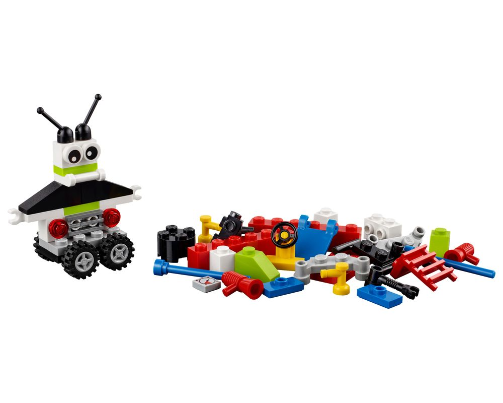 LEGO Set 30499-1 Robot/Vehicle Free Builds (Model - A-Model)