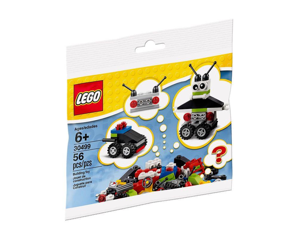 LEGO Set 30499-1 Robot/Vehicle Free Builds