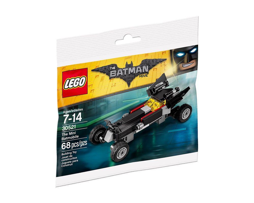 LEGO Set 30521-1 The Mini Batmobile