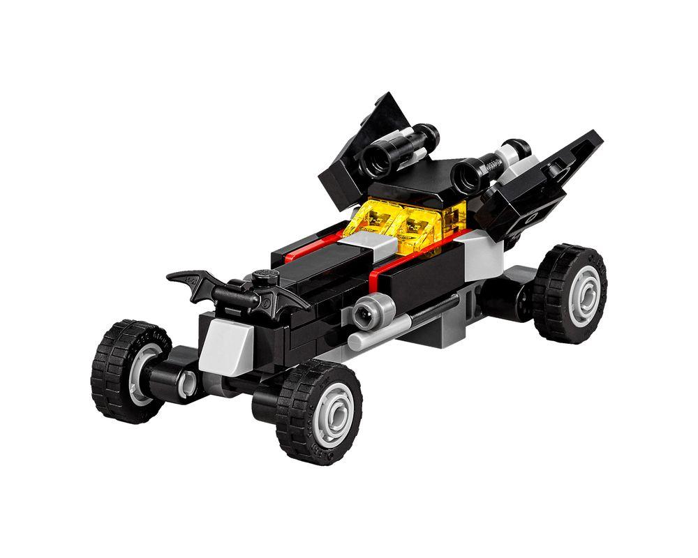 LEGO Set 30521-1 The Mini Batmobile (LEGO - Model)