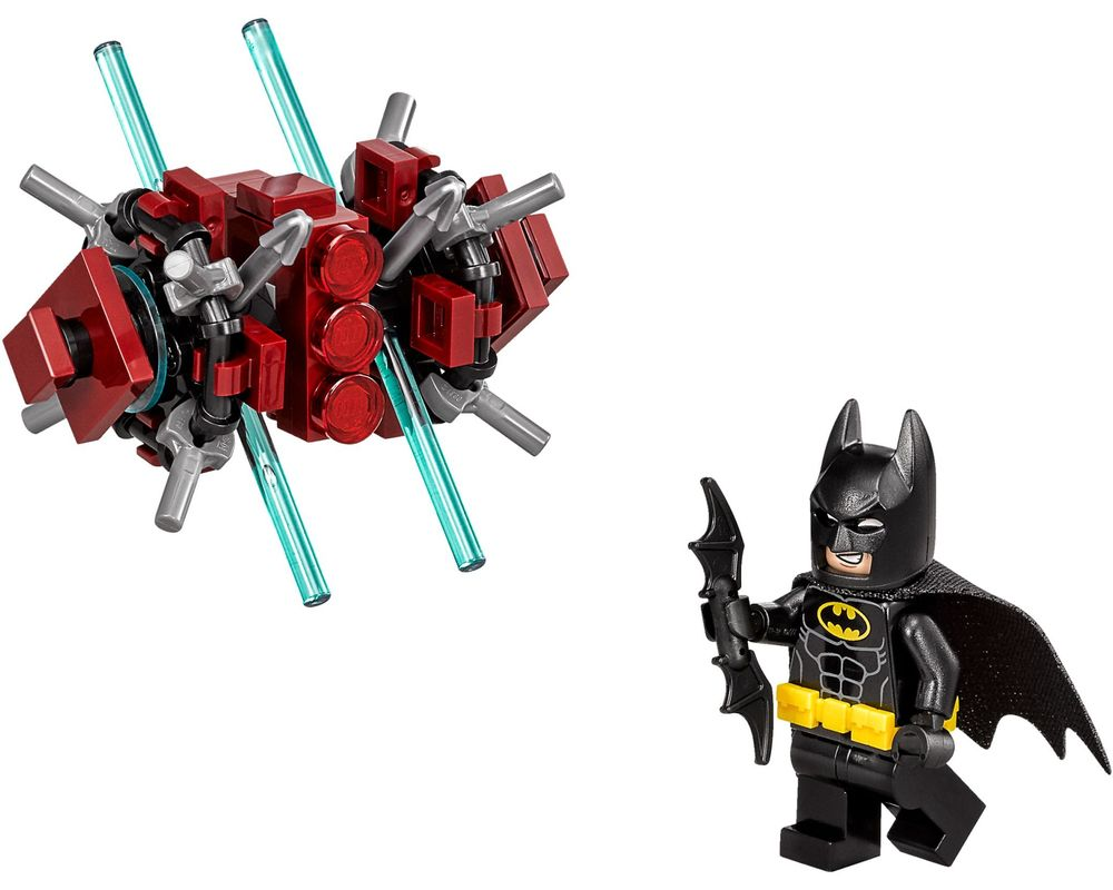 LEGO Set 30522-1 Batman in the Phantom Zone (Model - A-Model)