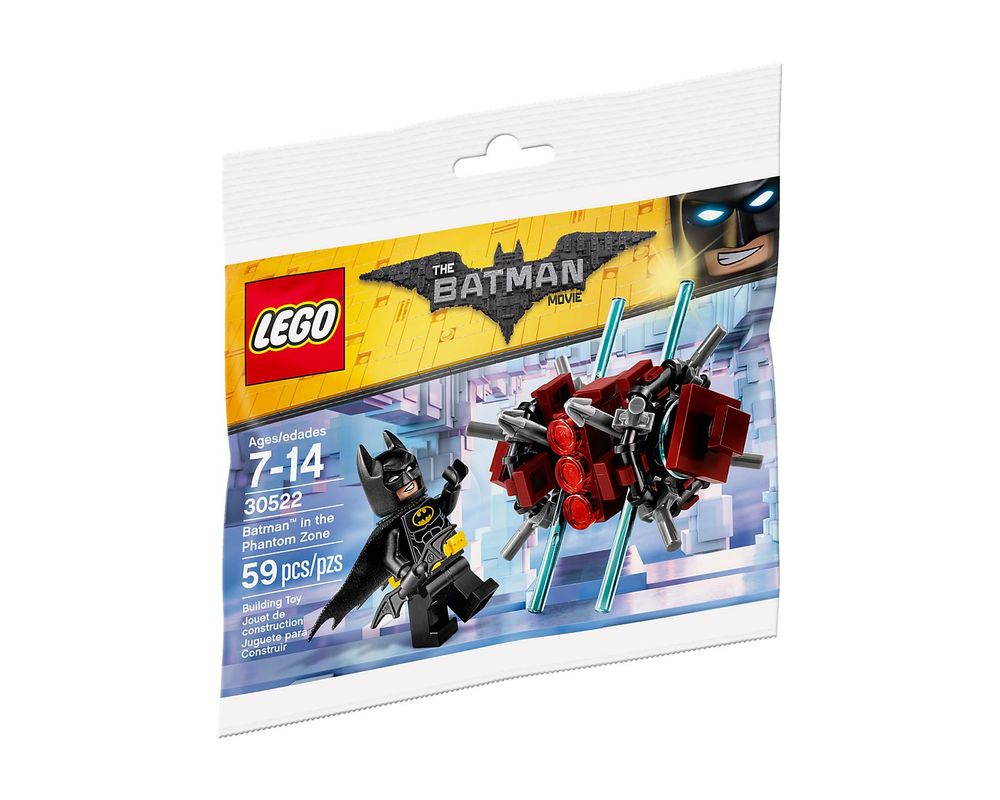 LEGO Set 30522-1 Batman in the Phantom Zone
