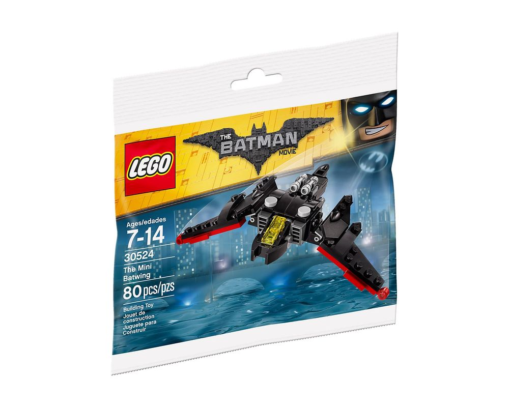 LEGO Set 30524-1 The Mini Batwing