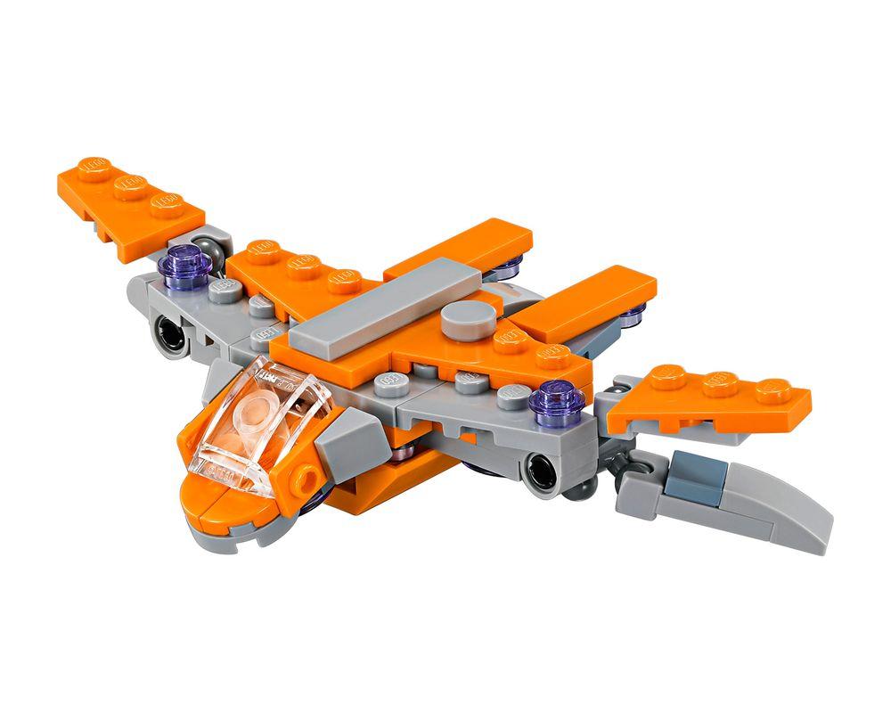 LEGO Set 30525-1 The Guardians' Ship (Model - A-Model)