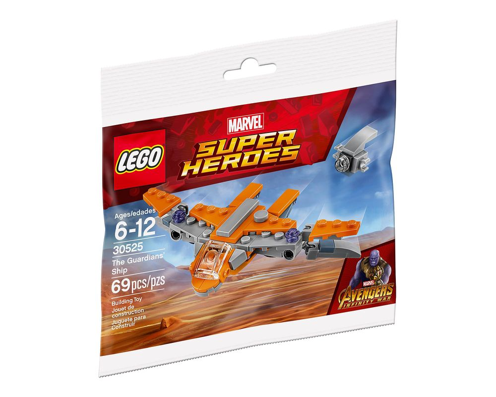 LEGO Set 30525-1 The Guardians' Ship
