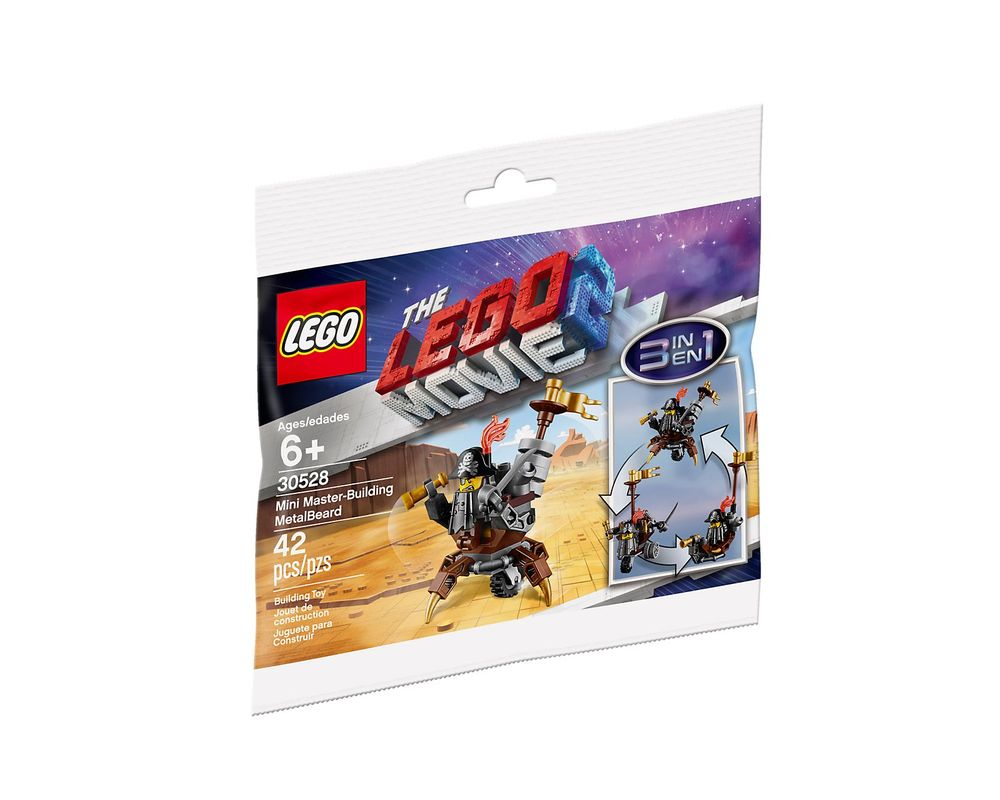 LEGO Set 30528-1 Mini Master-Building MetalBeard
