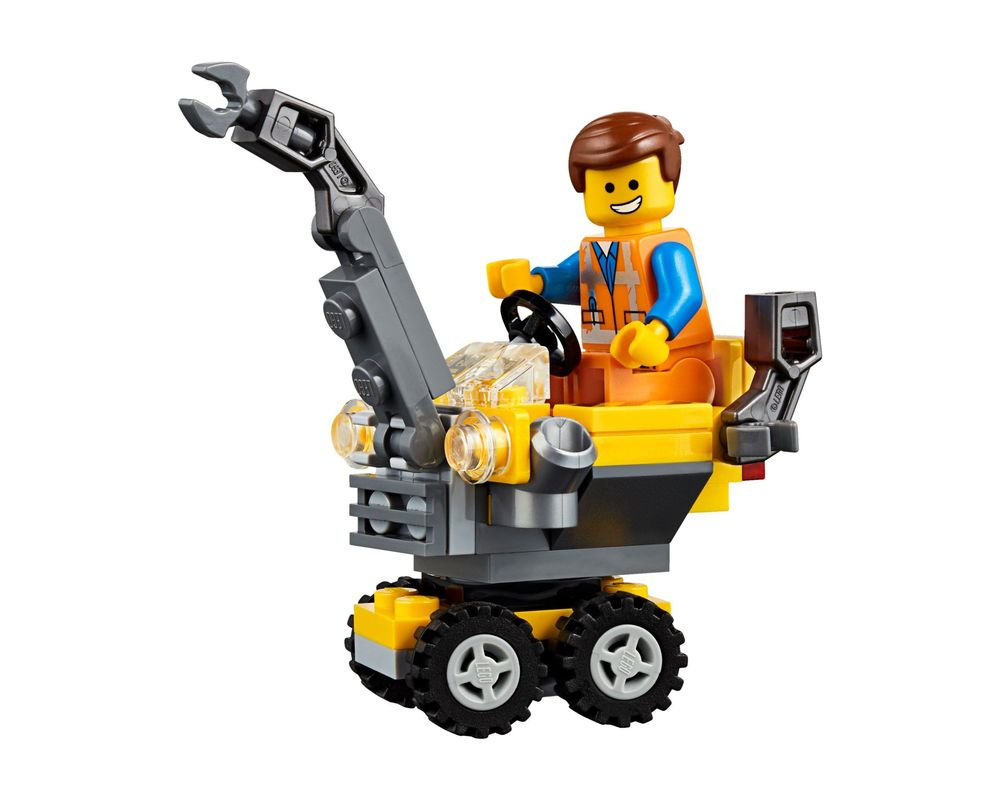 LEGO Set 30529-1 Mini Master-Building Emmet (Model - A-Model)