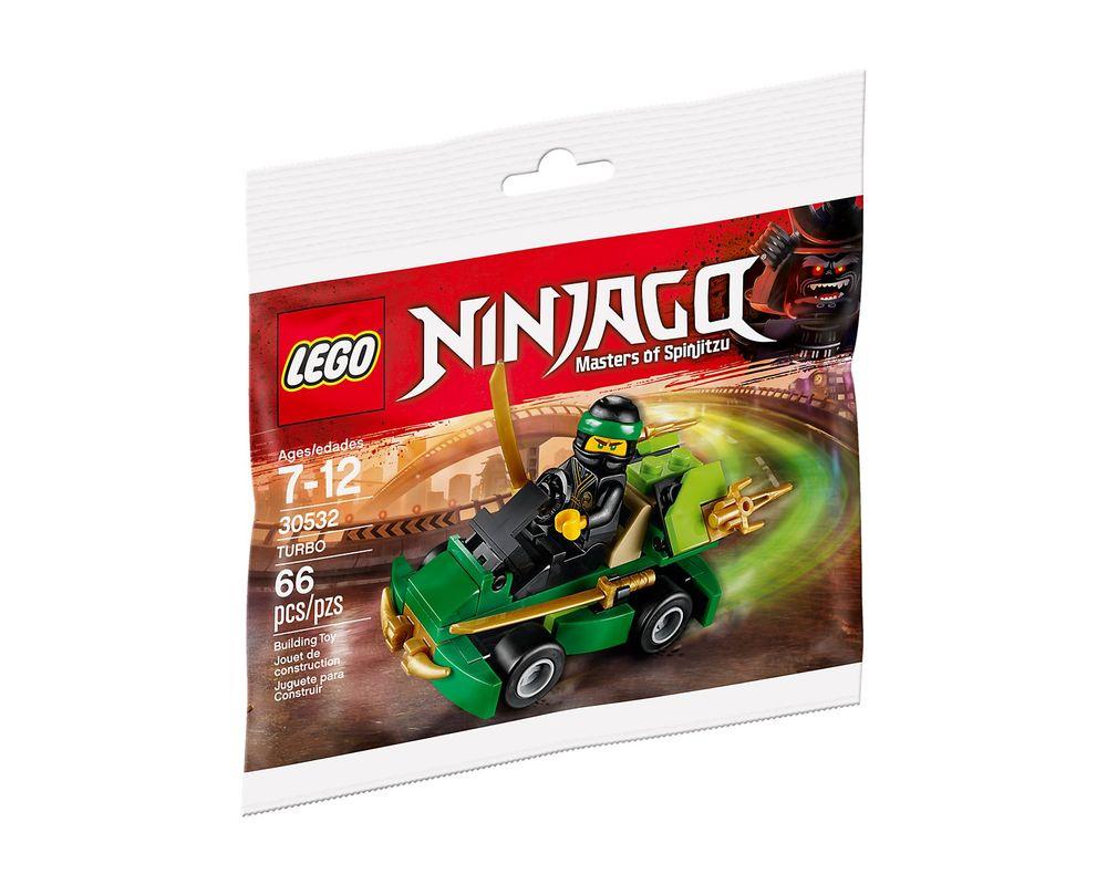 LEGO Set 30532-1 Turbo