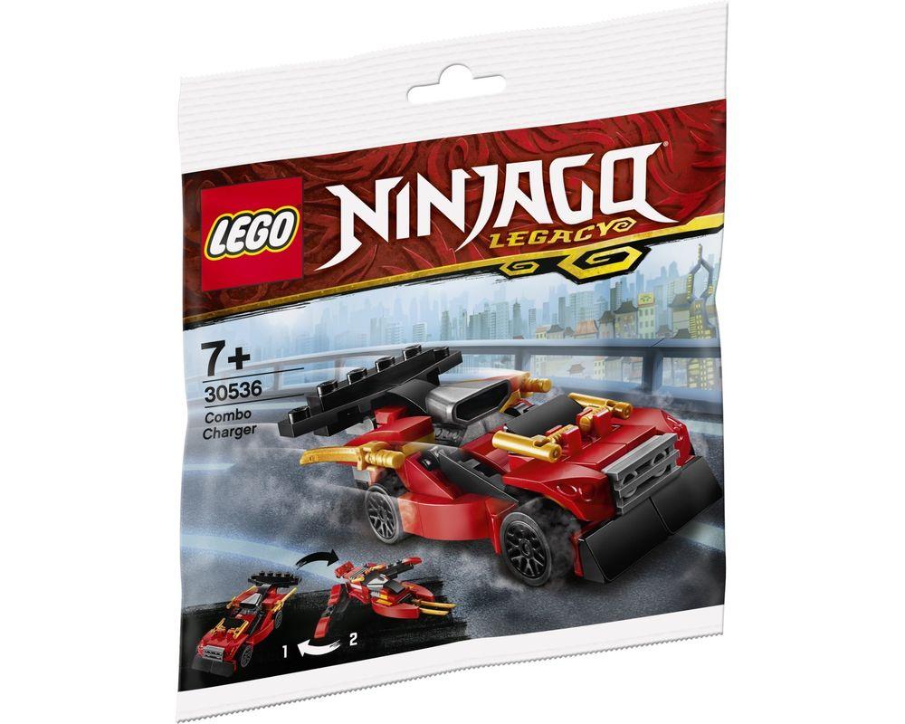 LEGO Set 30536-1 Combo Charger (Model - A-Model)