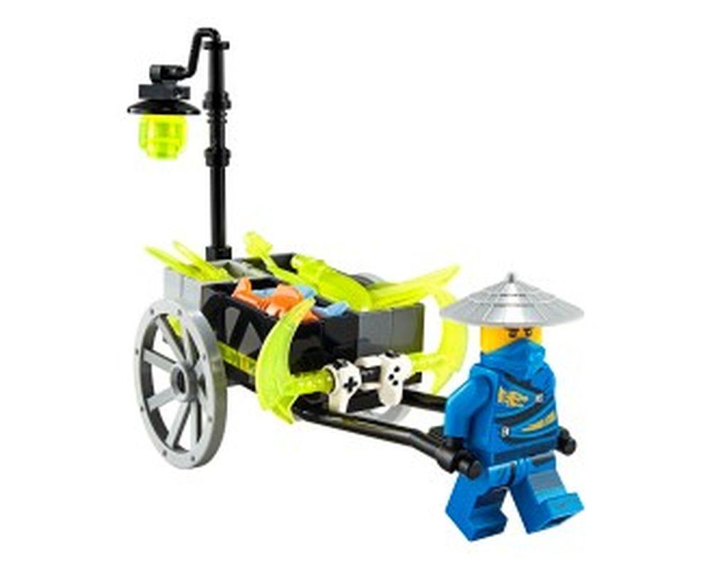 LEGO Set 30537-1 Merchant Avatar Jay