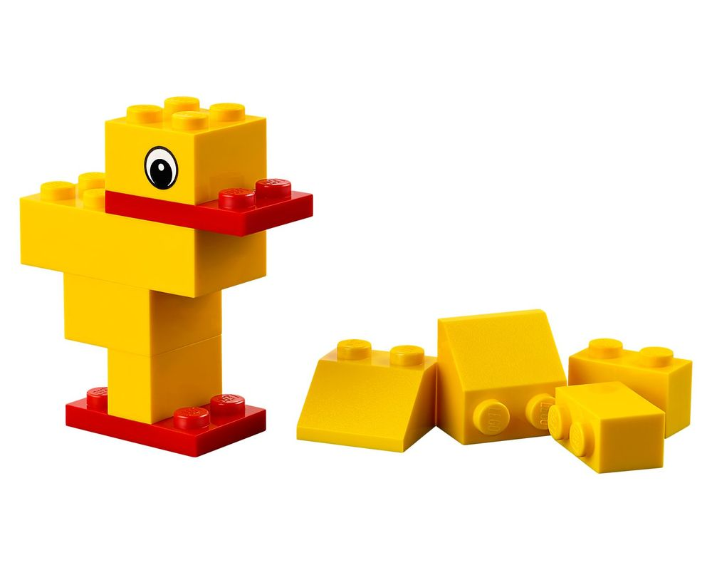 LEGO Set 30541-1 Animal Free Builds - Make It Yours