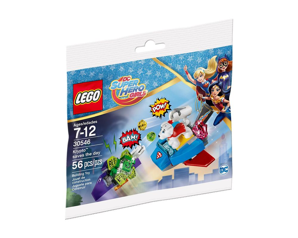 LEGO Set 30546-1 Krypto Saves the Day