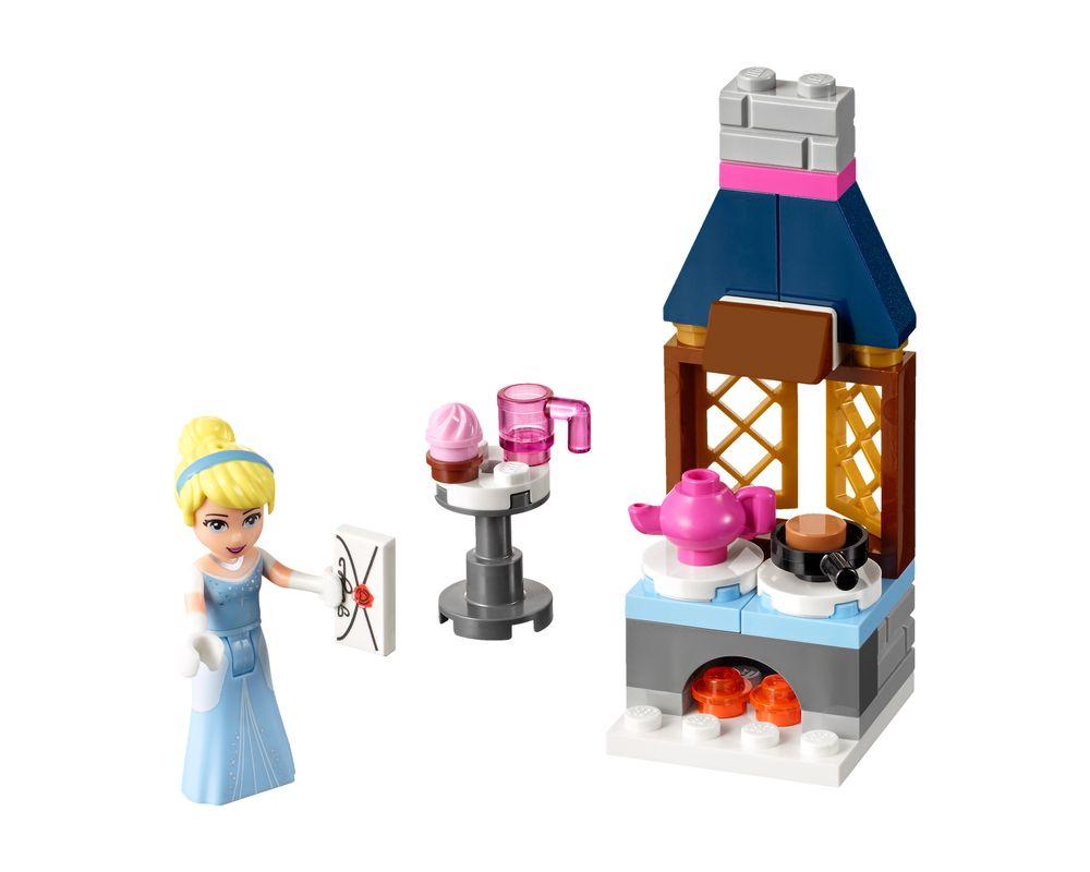 LEGO Set 30551-1 Cinderella's Kitchen (LEGO - Model)