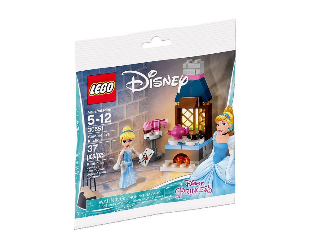 LEGO Set 30551-1 Cinderella's Kitchen