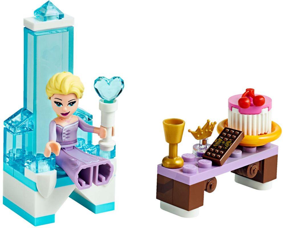 LEGO Set 30553-1 Elsa's Winter Throne (Model - A-Model)