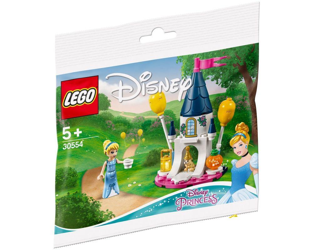 LEGO Set 30554-1 Cinderella Mini Castle (Model - A-Model)