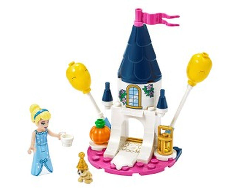 LEGO Set 30554-1 Cinderella Mini Castle