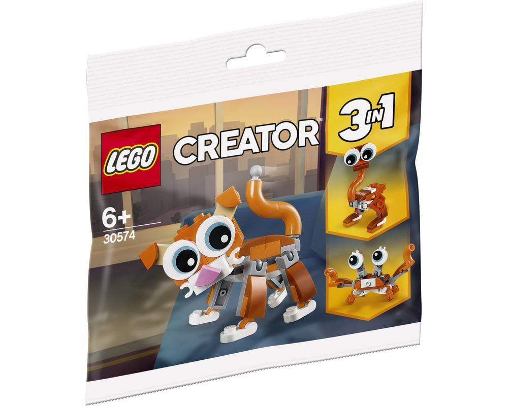 LEGO Set 30574-1 Cat (Model - A-Model)