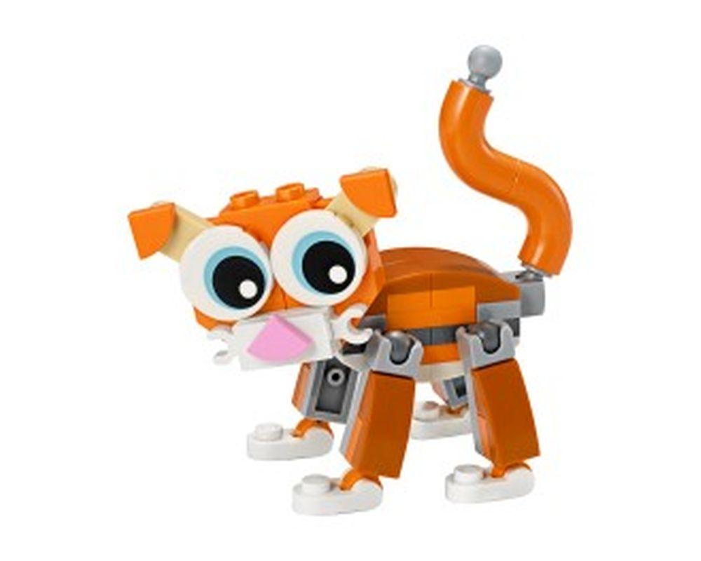 LEGO Set 30574-1 Cat